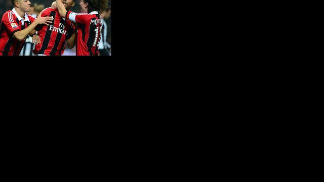 AC Milan boekt zege op koploper Juventus
