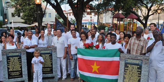 Boycot verzoeningspoging Surinaamse regering