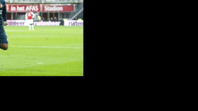 Talent Vilhena langer bij Feyenoord