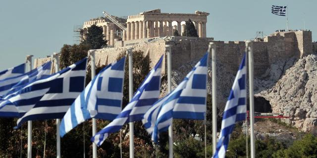 Ruim 27 miljard voor vier Griekse banken