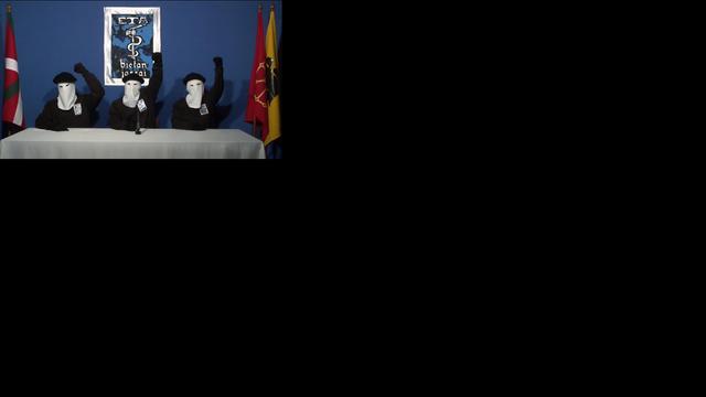 Spaanse premier wil militanten opgeheven ETA niet vrijuit laten gaan