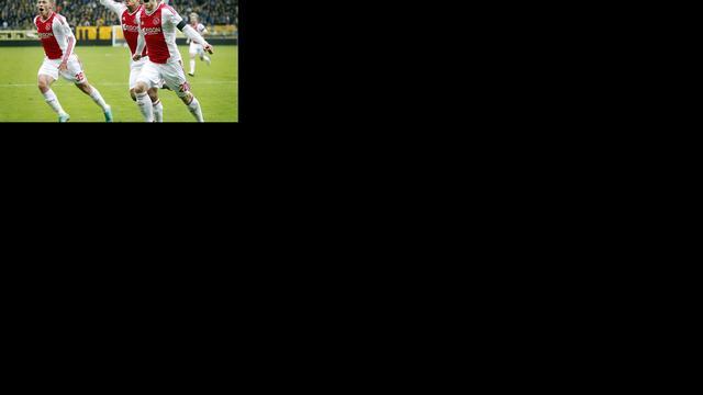 Ajax pas in slotfase langs Roda JC