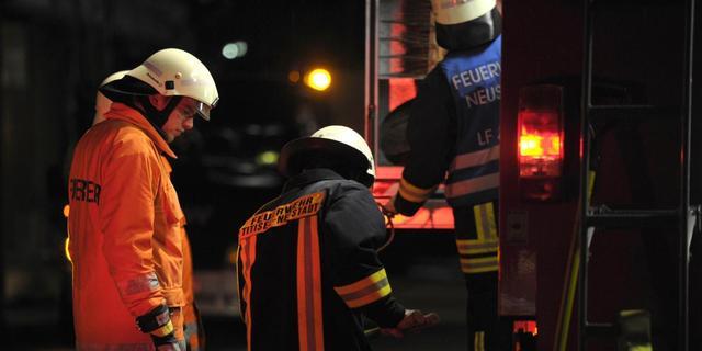 Veel doden Duitsland door brand sociale werkplaats
