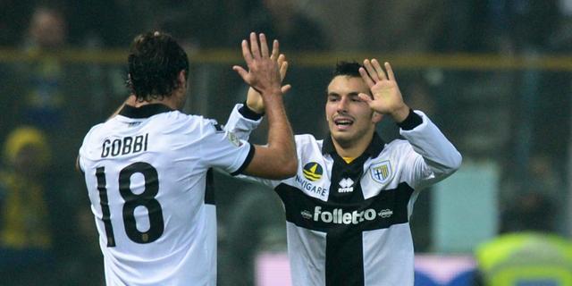 Internazionale onderuit bij Parma