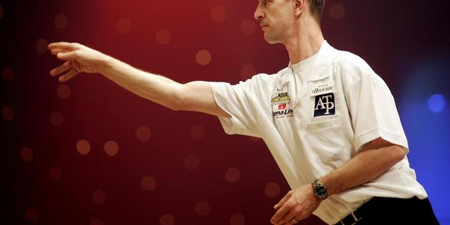 Scholten neemt niet deel aan WK darts