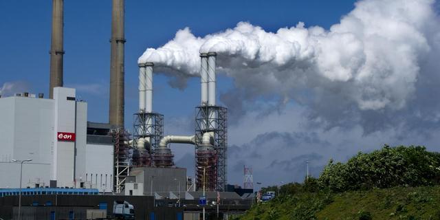Brand in kolencentrale op Maasvlakte
