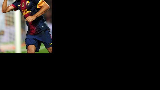 Xavi prijst Van Gaal na zege FC Barcelona