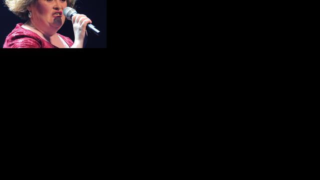 Susan Boyle overweegt wereldtournee
