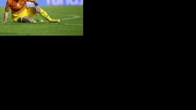 Messi krijgt rust in bekerduel FC Barcelona