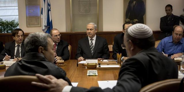 Tegenstanders van oorlog met Iran van kieslijst Netanyahu