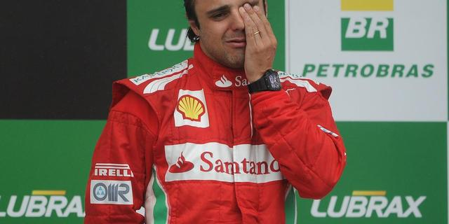 Massa dacht aan stoppen met Formule 1
