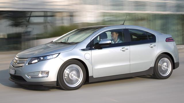 Designchef Chevrolet spreekt zich uit over nieuwe Volt
