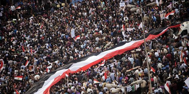 'Macht president Egypte wordt beperkt'