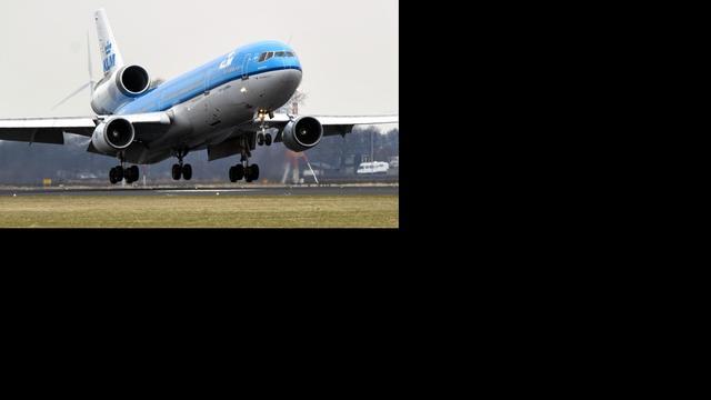 KLM maakt laatste vlucht met McDonnell Douglas MD-11