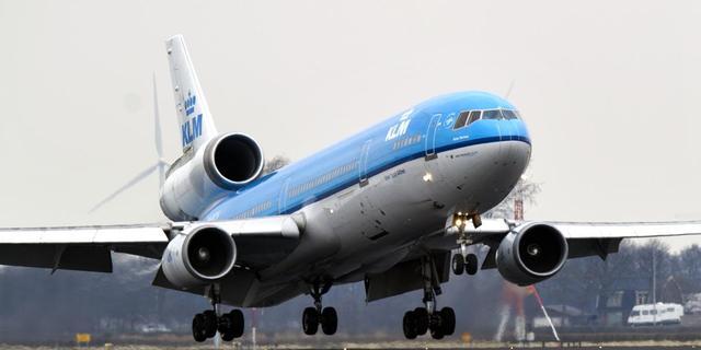 KLM vliegt niet meer op Iran