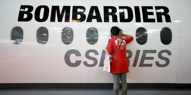 Bombardier behaalt onverwachte overwinning in handelsdispuut VS