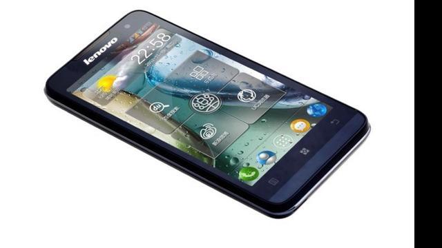 Lenovo onthult smartphone met lange adem