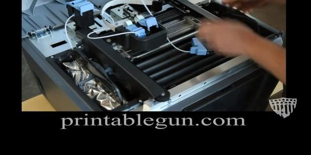 3D-printen van vuurwapens nog dit jaar van start