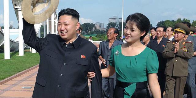 Vrouw Kim Jong-un mogelijk weer zwanger