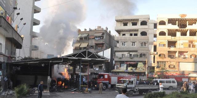 'Syrië blokkeert zowel internet als telefoon'