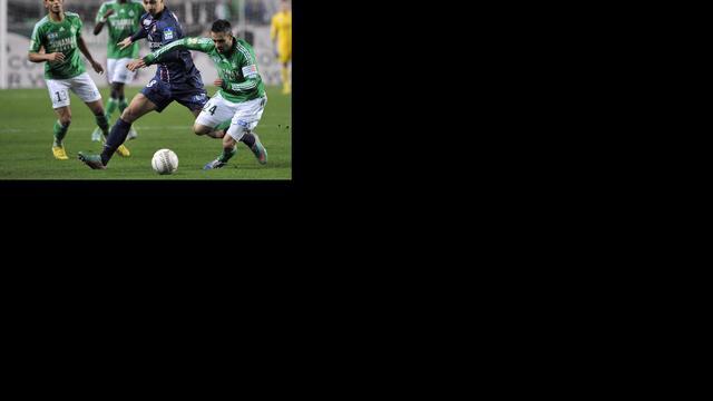 Paris SG uitgeschakeld, Real Madrid simpel verder
