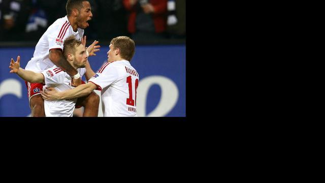 Schalke 04 verliest op bezoek bij Hamburger SV
