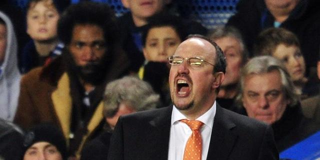 Boze Benitez verlaat Chelsea na dit seizoen