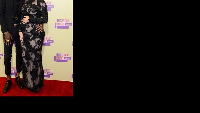 'Amber Rose wil van Wiz Khalifa scheiden'