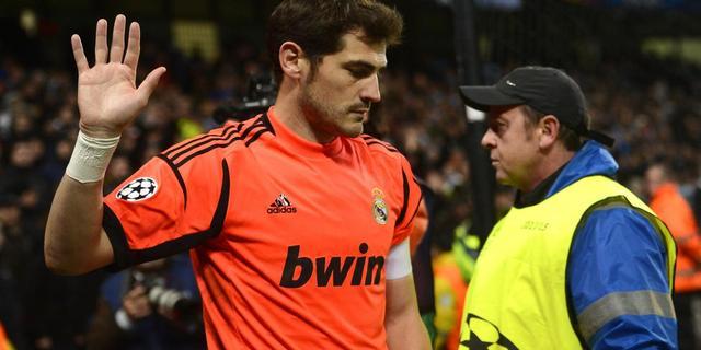 Casillas steunt bekritiseerde Mourinho