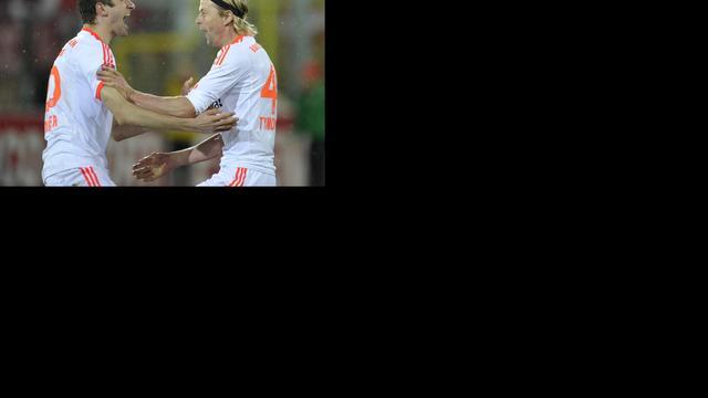 Bayern München breidt voorsprong uit