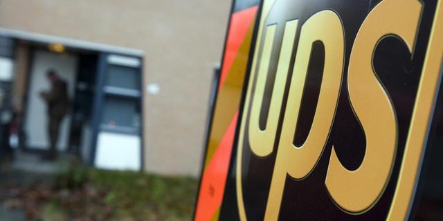 UPS schikt over illegale medicijnenleveringen