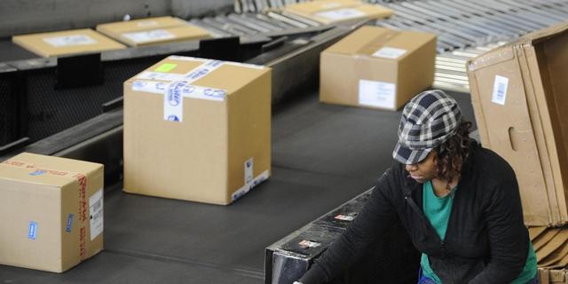 Management UPS moet pakketjes bezorgen