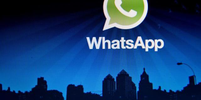 Whatsapp kampte met storing