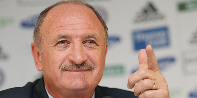 Scolari opnieuw bondscoach Brazilië