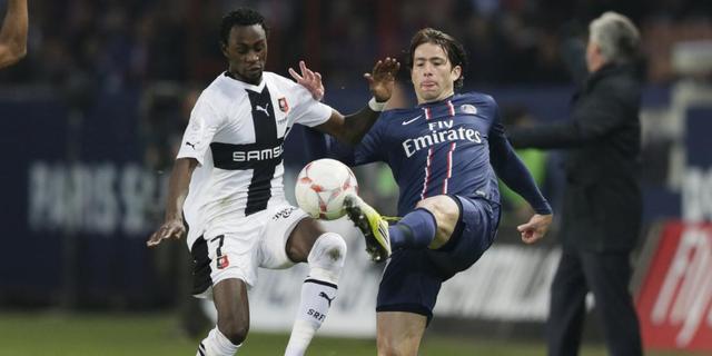 Stade Rennes naar halve finale Franse League Cup