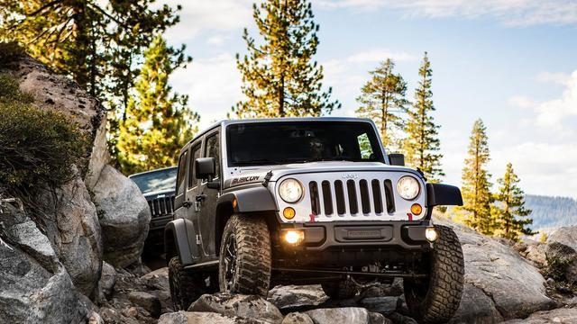 Jeep Wrangler viert jubileum