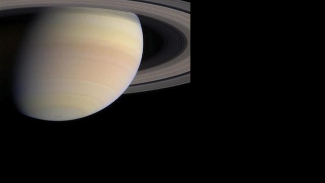 Saturnus heeft pas 'sinds kort' kenmerkende ringen