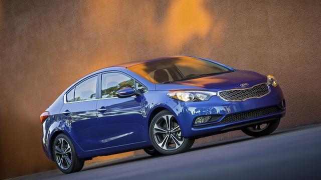 Kia introduceert nieuwe Forte Sedan