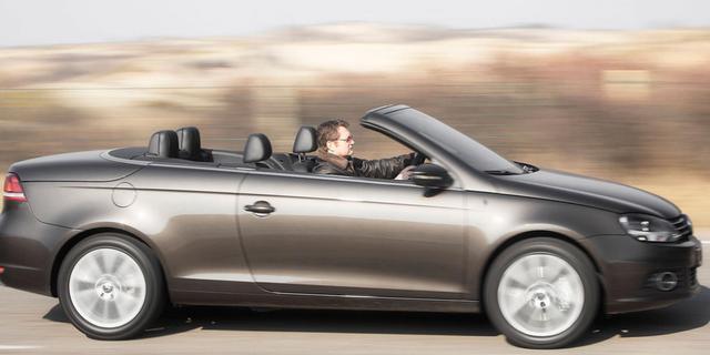 Volkswagen stopt met productie Eos