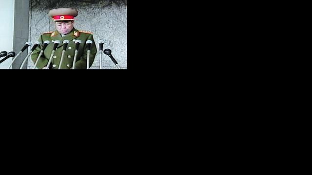 'Havik minister van Defensie Noord-Korea'