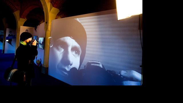 Samsung opent expositie met wifi-foto's