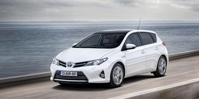 Toyota Auris meer dynamisch