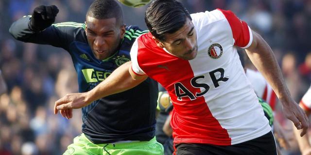 'Voetbal kijken met bord op schoot verdwijnt'
