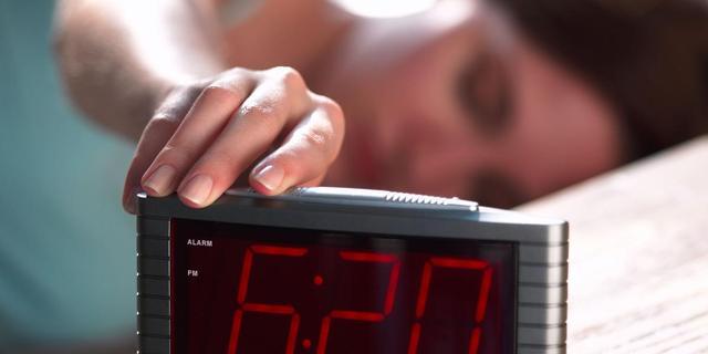 Slaaptekort verstoort activiteit genen