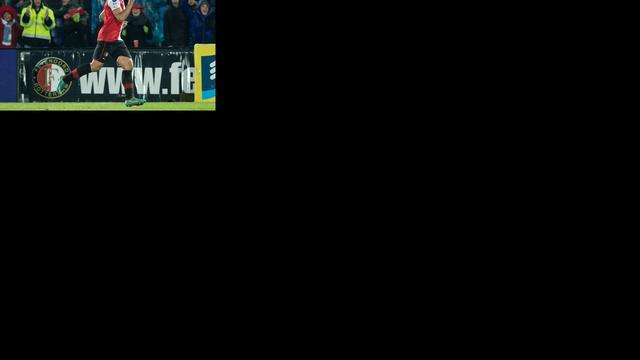 Pellè bezorgt Feyenoord winst, Willem II verrast Heerenveen