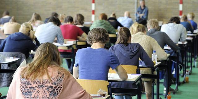 Havisten en vwo'ers trainen extra voor examen