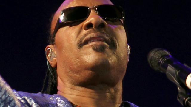 Stevie Wonder beloont diplomaten met concert