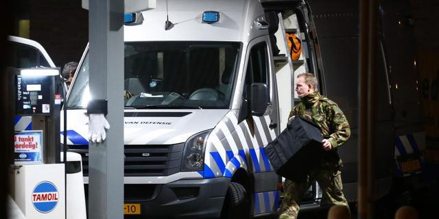 Mogelijk explosieven in auto en woning Limburg, man (24) opgepakt