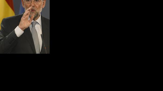 Premier Rajoy: 'In Lissabon gaat het Spaanse voetbal winnen'