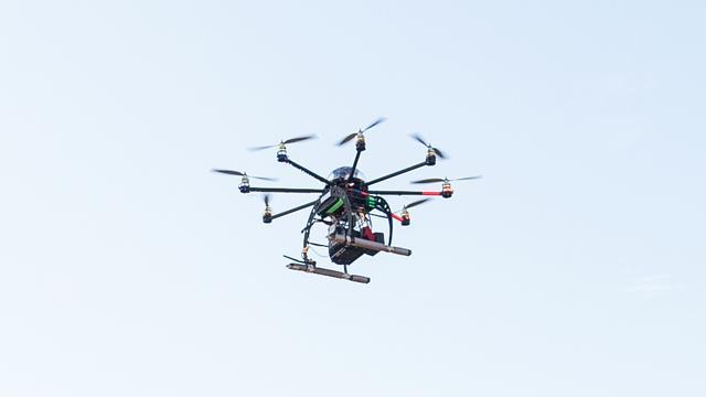 Drones ingezet voor smokkel naar gevangenis VS en Canada